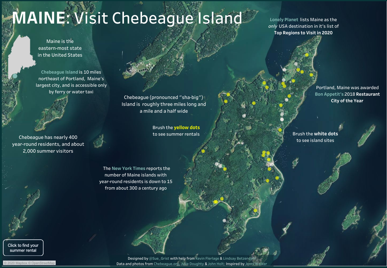 Chebeague Island, Maine